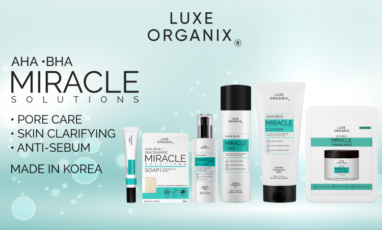 Luxe Organix, Skincare products , Aloe Vera Soothing Gel