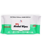 75% Alcohol Antibacterial Hand Wipes 50 pulls 290g
