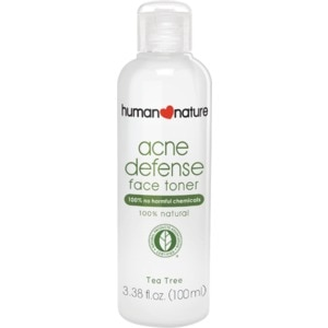 HUMAN NATUREAcne Defense Toner 100ml,For WomenFree (1) Watsons Dermaction Plus Antiacne St20x2 for every purchase of Skin Care products