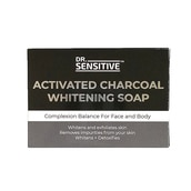 Activated Charcoal Whitening Soap 120g