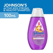 Active Kids Strong And Healthy Shampoo 100ml
