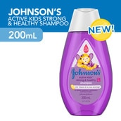 Active Kids Strong and Healthy Shampoo 200ml
