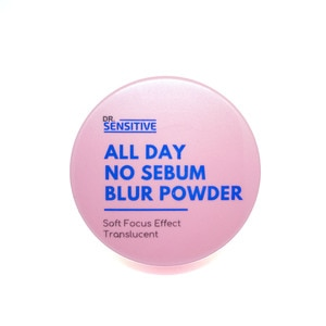 DR SENSITIVEAll Day No Sebum Blur Powder 25g,Facial TreatmentFREE (1) Derma C Face Mask for every purchase of P800 worth of skin care items