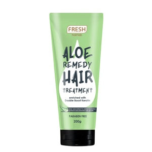 FRESHAloe Remedy Hair Pack Treatment 200g,MasksWhat A Splash: All Products