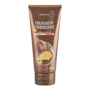 WATSONSAnti-Frizz Treatment Conditioner Argan Oil 200ml,Treatment CondtionerWhat A Splash: All Products