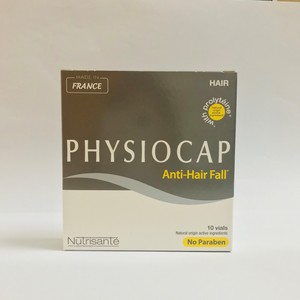 PHYSIOCAPAnti-Hair Fall 10 Vials,Multivitamins and Overall WellnessBABYDOVE1FTY1