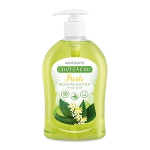 WATSONSAnti-Odour Fresh Blossom Scented Hand Soap 500ml,Hand Soap/SanitizersWhat A Splash: All Products