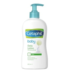 CETAPHILCetaphil Baby Daily Lotion 400ml [Gentle and Hydrating / with Shea Butter and Sunflower Seed Oil],Baby LotionBest Selling Products
