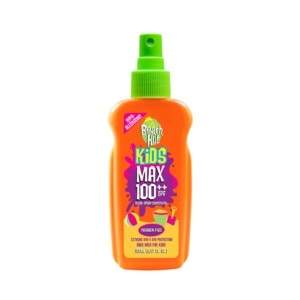 BEACH HUTBeach Hut Kids Max 100 Spray 150ml,Face and Body SuncareFREE (1) Derma C Face Mask for every purchase of P800 worth of skin care items