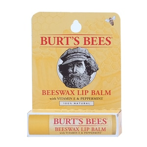 BURTS BEESBeeswax Lip Balm Tube 4.25g,For WomenFree (1) Watsons Dermaction Plus Antiacne St20x2 for every purchase of Skin Care products