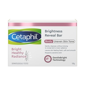 CETAPHILCetaphil Brightness Reveal Bar Soap 100g [with Niacinamide],Bar SoapBest Selling Products