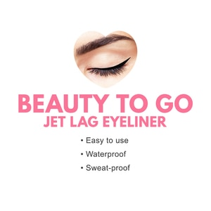 CATHY DOLLCathy Doll Beauty To Go Jet Lag Easy Eye Liner 0.4ml,Eye LinerWCFREEDELIVER