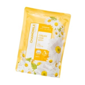 WATSONSChamomile Cream Hand Wash Refill 500ml,Hand Soap/SanitizersWhat A Splash: All Products