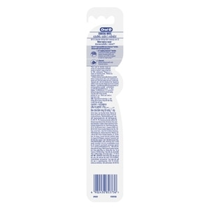 ORAL BCharcoal White Toothbrush 1s,ToothbrushSummer Essentials