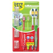 Classic Toothbrush Family Pack - Save 25%
