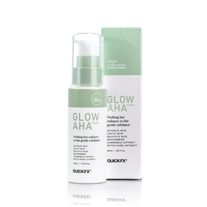 QUICKFXClean Collection Glow AHA Toner 50ml,For WomenEarth Day Sale