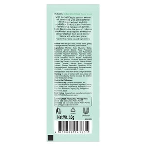 PONDSPonds Clear Solutions Anti-Bacterial Facial Scrub 10g,For WomenSummer Glow
