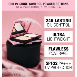 MAYBELLINEClearsmooth All In One Powder Foundation – 04 Honey SPF32 PA+++,FoundationWATSONS EMP. DISC.