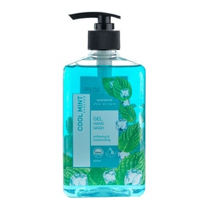 WATSONSCool Mint Scented Gel Hand Wash,Hand Soap/SanitizersWhat A Splash: All Products