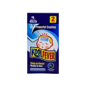 KOOLFEVERCooling Gel Infant 2 Sheets/Pack,First Aid Accessories