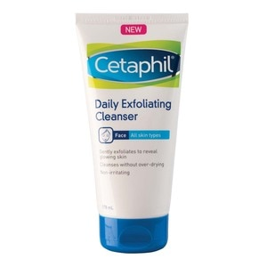 CETAPHILCetaphil Daily Exfoliating Cleanser 178ml [For Oily and Sensitive Skin / Gentle Facial Wash],For WomenBest Selling Products
