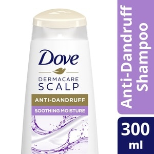 DOVEDermacare Scalp Soothing Moisture Shampoo Anti-Dandruff 300ml,Everyday ShampooBest Selling Products
