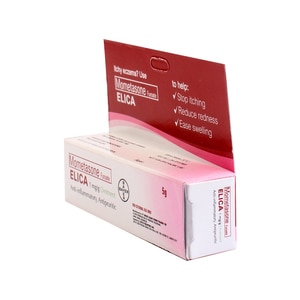 ELICAEczema Topical Steroid Ointment 5g,Anti AllergyBest Selling Products
