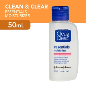 CLEAN N CLEAREssentials Moisturizer 50ml,For WomenFREE (1) Derma C Face Mask for every purchase of P800 worth of skin care items