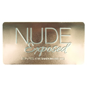 BYSEyeshadow Palette Tin - Nude Exposed,WCFREEDELIVERFree ship no min
