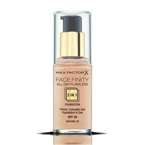 MAX FACTORFacefinity All Day Flawless 3in1 Foundation - Natural,FoundationBABYDOVE5XSR5