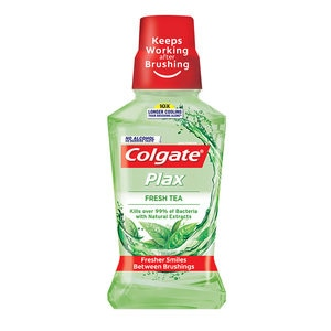 COLGATEFresh Tea with Natural Tea Extract 250ml,Mouthwash and Oral AntisepticsOral Care