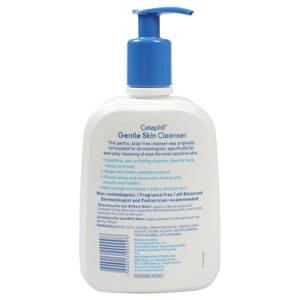 CETAPHILCetaphil Gentle Skin Cleanser 473ml [For Sensitive Skin],For WomenBest Selling Products