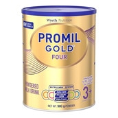 Gold® Four Powdered Milk Drink For Pre-Schoolers Over 3 Years Old Can 900g x 1