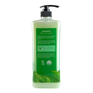 WATSONSGreen Tea Scented Cream Body Wash 1000ml,Body WashSwitch and Save