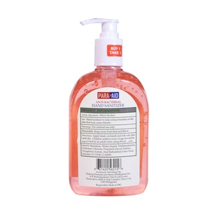 PARA AIDAnti-bacterial Hand Sanitizer with Aloe Extract Strawberry & Blueberry 500mL,Hand Soap/SanitizersAntiseptics and Disinfectants