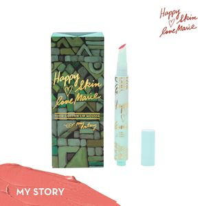 HAPPY SKINHappy Skin x Love Marie Vivid Cotton Lip Mousse in My Story,Lipstick , Lip Tint and LiplinersWATSONS EMP. DISC.