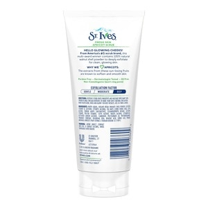 ST IVESInv Apricot Tube 6oz,For WomenEarth Day Sale