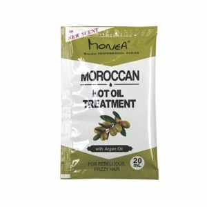 MONEAMoroccan Hot Oil Treatment with Argan Oil 20ml,Masks