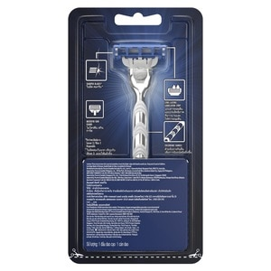 GILLETTEMach3 Turbo Razor 1 Count,HELLOWT