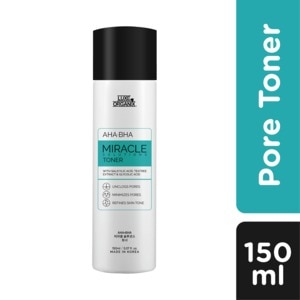 LUXE ORGANIXMiracle Toner AHA/BHA Pore Clarifying Treatment 150ml,For WomenBest Selling Products