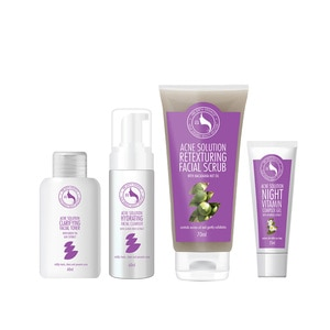 ONE EARTH ORGANICAcne Solution Clear System 280g,Facial Treatment