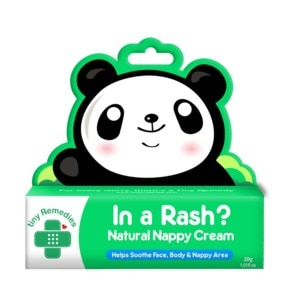 TINY BUDSNatural Nappy Cream In A Rash 20g,Baby LotionHELLOWT