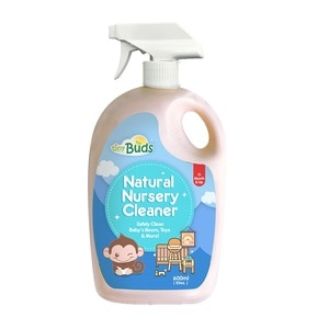 TINY BUDSNatural Nursery Cleaner 600ml,Laundry & Cleaning