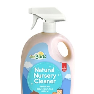 TINY BUDSNatural Nursery Cleaner 600ml,WCFREEDELIVERACARE1