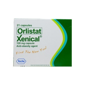XENICALXenical Orlistat 120mg 1 Capsule,Diet and SlimmingWCFREEDELIVER