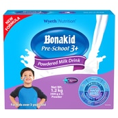 PRE-SCHOOL® 3+ Stage 4 Powdered Milk Drink for Children Over 3 Years Old 1.2kg
