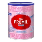 PROMIL? THREE Milk Supplement For Kids 1-3 Years Old 900g Can