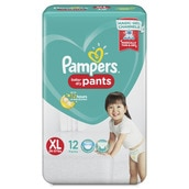 Pampers Baby Dry Pants XL 12s