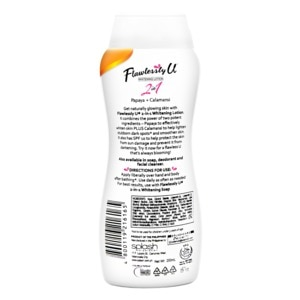 FLAWLESSLY UPapaya + Calamansi 2in1 Lotion 200ml,For WomenHELLOWT