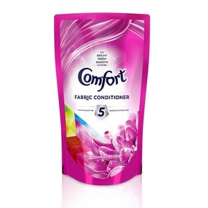 COMFORTPink Fabric Conditioner Glamour Care 800ml Pouch,Home Essentials